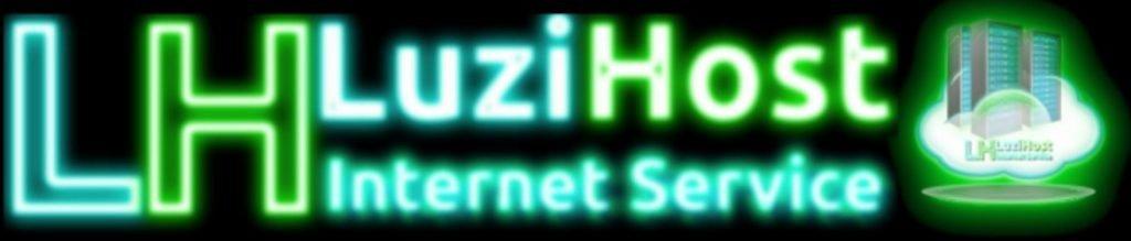 Luzi Host – Internet Service – Banner Hospedagem Cloud Neon