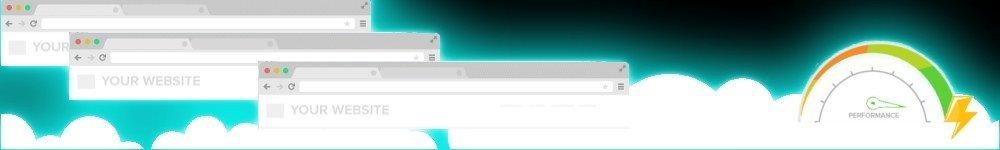 Luzi Host - Internet Service - Banner corpo do site Hospedagem Cloud Neon